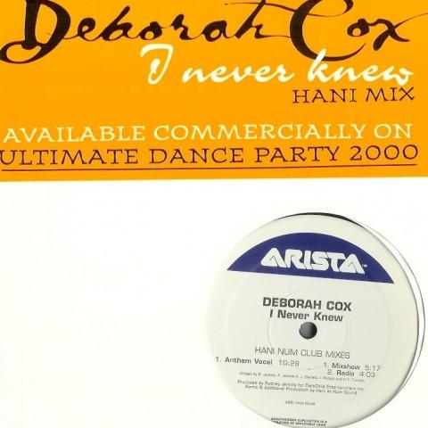 D. Cox - I never Knew