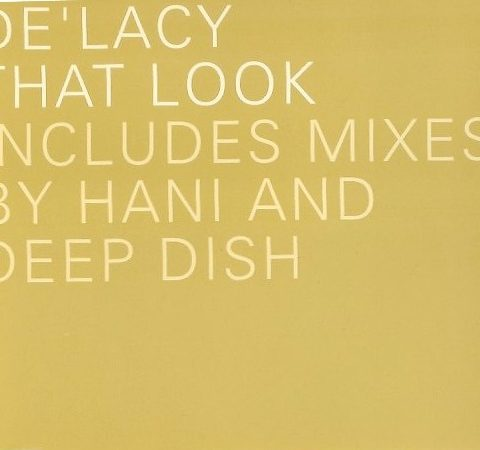 Delacy - That Look - Front cover