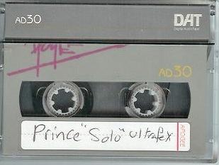 Prince - Solo
