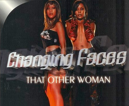 Changing Faces - That Other cd coverWoman - 12 promo