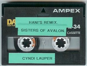 Cindy Lauper - Sisters of Avalon Dat
