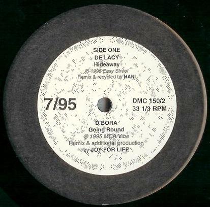 DMC COVER vinyl