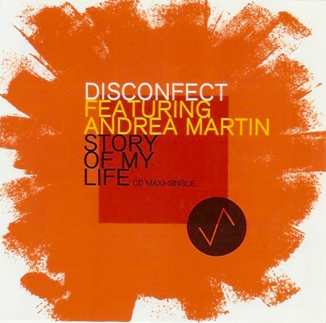 Disconfect - Cd cover