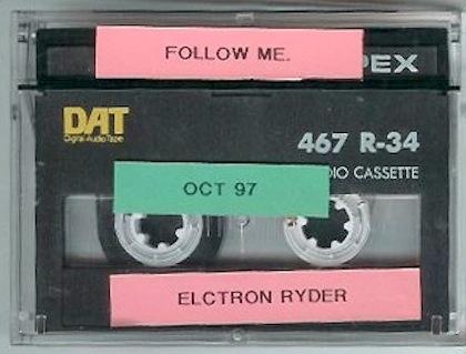 Electron Ryder - follow me - DAT