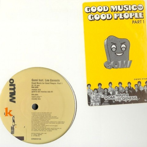 Gomi - good music 12