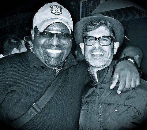 Hani & Frankie Knuckles. NYC 2011