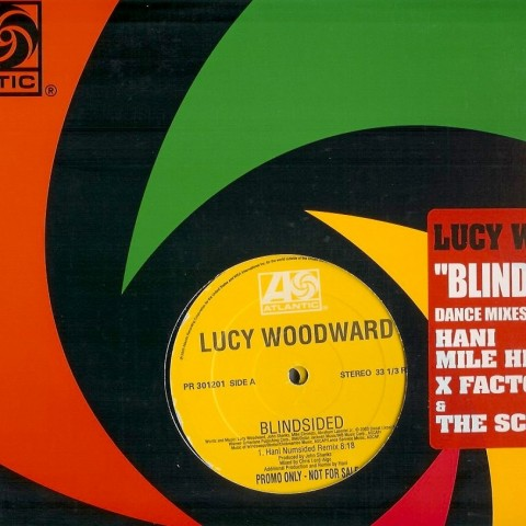 Lucy Woodward - blindsided
