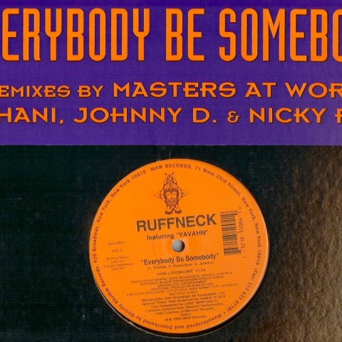 Ruffneck - Everybody - 12