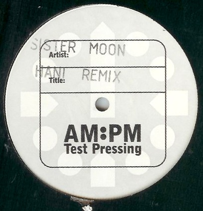 Sisiter Moon - test press 12
