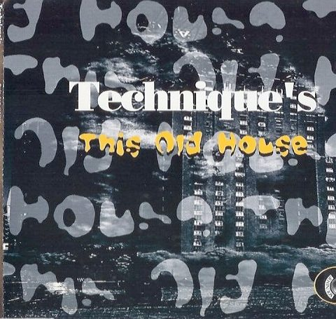 Technics - CD cover