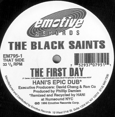 The Black Saints 12