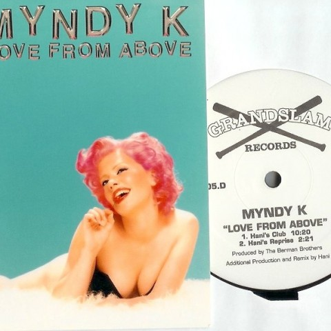 myndy K - Love from above