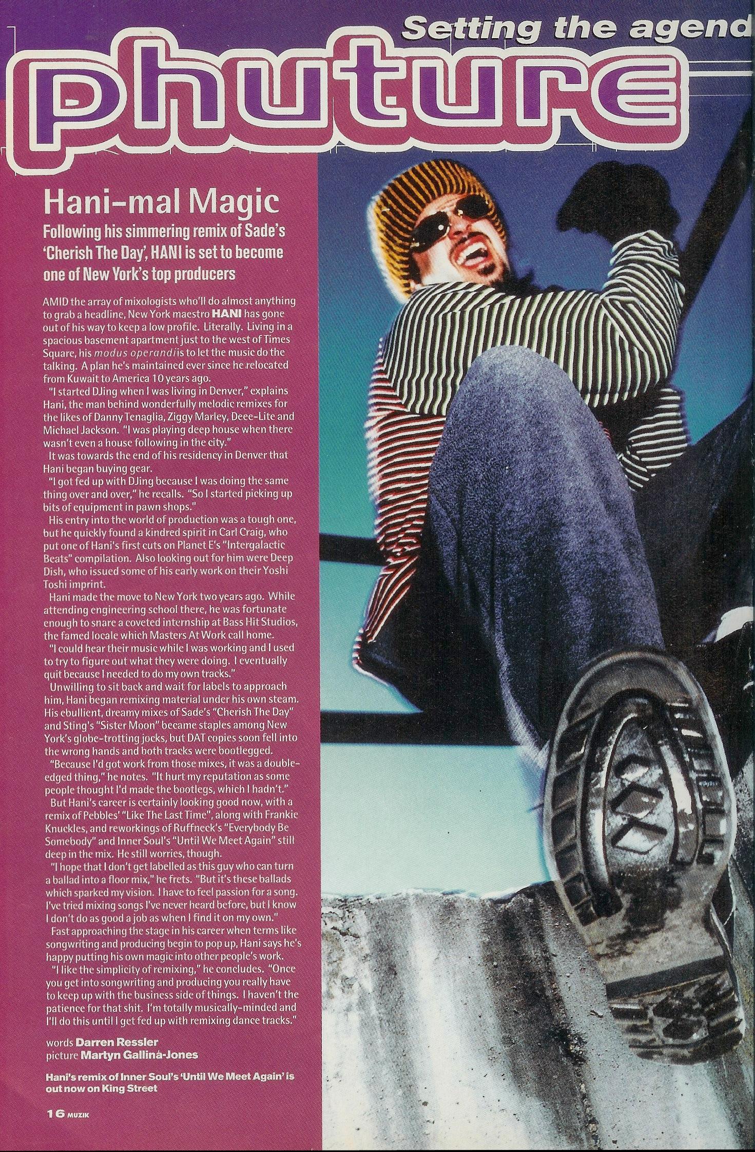 Muzik Magazin 1995